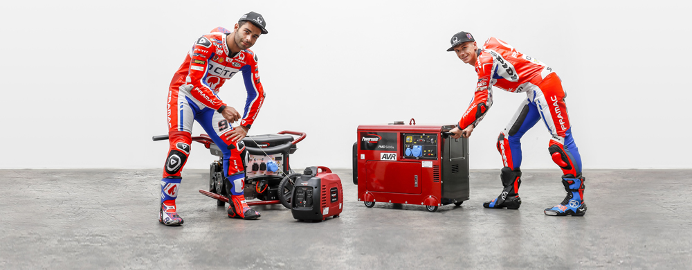 Powermate by Pramac - riders